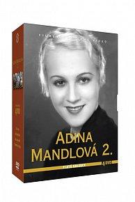 Adina Mandlová 2. - Zlatá kolekce - 4DVD