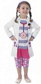 Doktorka plyšáková - v dárkovém balení - vel. M