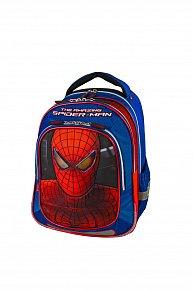 Batoh Spiderman modro/červený super lehký