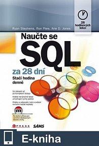 Naučte se SQL za 28 dní (E-KNIHA)