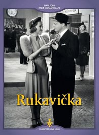 Rukavička - DVD (digipack)