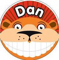 Držák na kartáček pro Dana