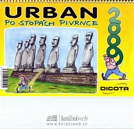 Kalendář Urban - Po stopách Pivrnce 2009