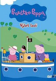 Prasátko Peppa 4 - Výlet lodí - DVD