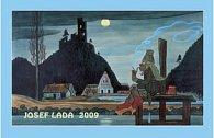 Josef Lada Vodník 2009 - nástěnný kalendář