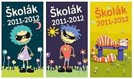 Minidiář 2012 - Školák měsíční