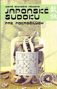 Jediné skutočne pövodné japonské sudoku pre pokročilé
