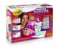 Marker Airbrush růžový - kreslící studio