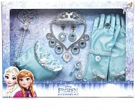 Frozen: Velký set s doplňky pro malou Elsu