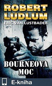 Bourneova moc (E-KNIHA)
