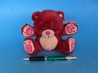 Plyšový Medvěd Andy 12 cm