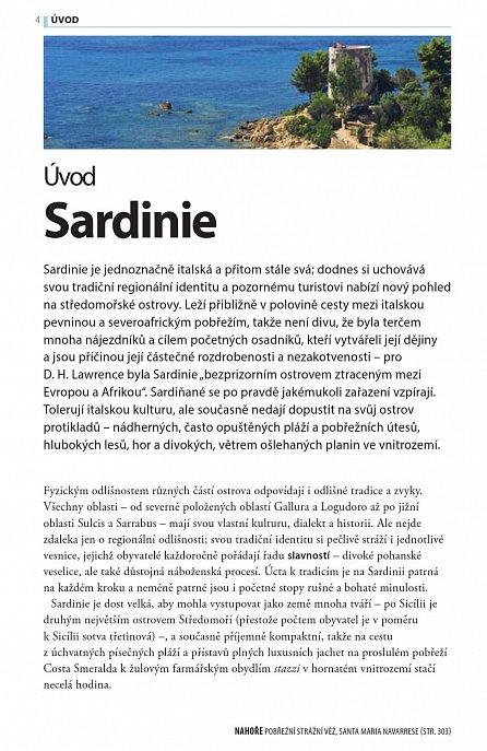 Náhled Sardinie - Turistický průvodce