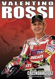 Kalendář 2012 - Valentino Rossi