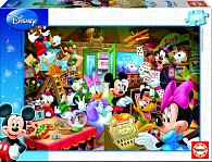Puzzle Mickeyho obchod s hračkami 1000 dílků