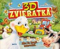 3D zvieratká