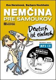 Nemčina pre samoukov + CD