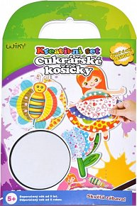 Kreativní set - Cukrářské košíčky