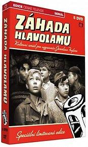 Rychlé šípy - Záhada hlavolamu - 5 DVD