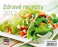 Kalendář stolní 2012 - MiniMax - Zdravé recepty