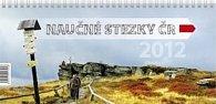 Kalendář 2012 - Naučné stezky ČR, stolní