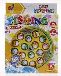Rybaření - 15 rybiček