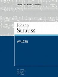 Richard Strauss: Valčíky - noty