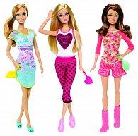 Barbie pyžamová party