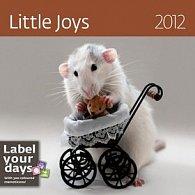 Kalendář nástěnný 2012 - Little Joys