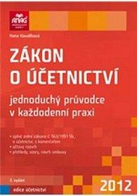Zákon o účetnictví 2012