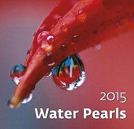Kalendář nástěnný 2015 - Water Pearls