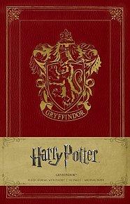 Zápisník Harry Potter Gryffindor