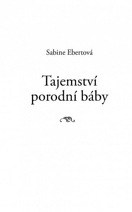 Náhled Tajemství porodní báby 1