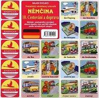 Najdi dvojicic Němčina - 10. Cestování a doprava