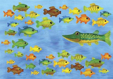 Náhled Výletový den (rybí)