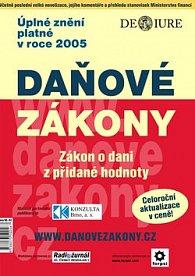 Daňové zákony 2005