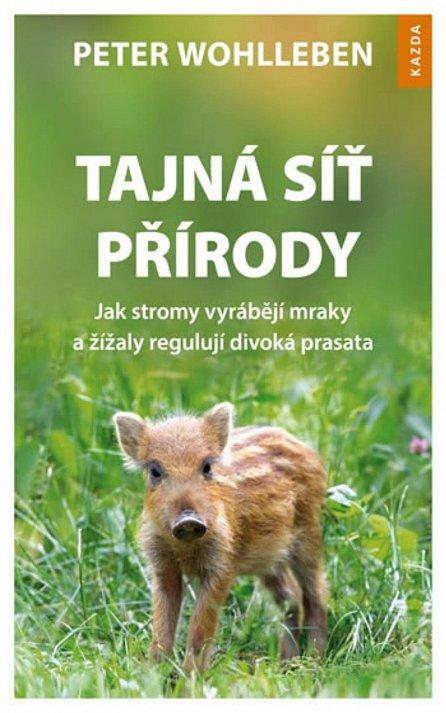 Náhled Tajná síť přírody - Jak stromy vyrábějí mraky a žížaly regulují divoká prasata