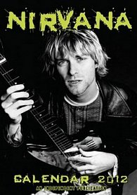 Kalendář 2012 - Nirvana