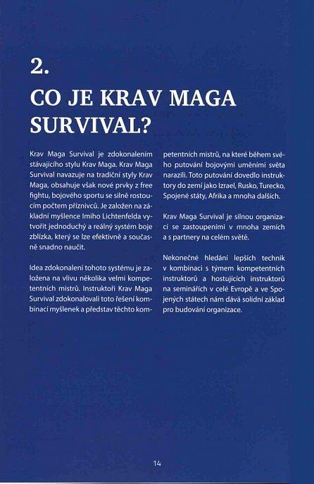 Náhled Krav Maga Survival