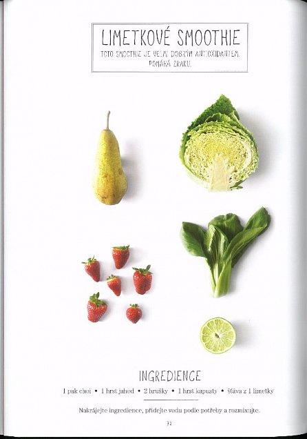 Náhled Smoothie Book - Více než dieta, životní styl