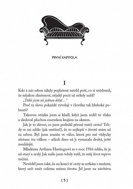 Náhled Poirot: Opona: Poslední případ H. P.-2.v.