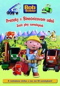 Bob staviteľ Preteky v Slnečnicovom údolí
