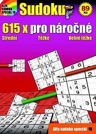 Sudoku 10 - 615x pro náročné