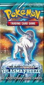 Pokémon: Plasma Freeze - doplňkový balíček