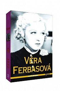 Věra Ferbasová - Zlatá kolekce - 4DVD