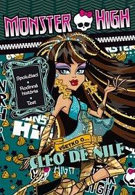 Monster High Všetko o Cleo de Nile