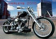 Harleys 2010 - nástěnný kalendář