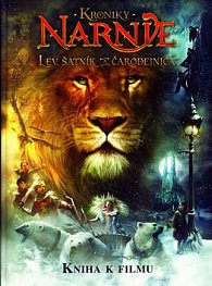 Lev, šatník a čarodejnica Kniha k filmu