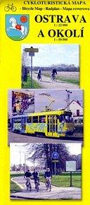 Ostrava 1:22 000 a okolí 1:50 000