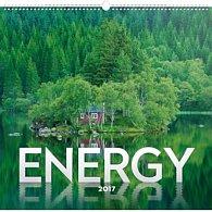 Kalendář nástěnný 2017 - Energie