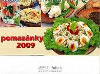 Kalendář pomazánky 2009